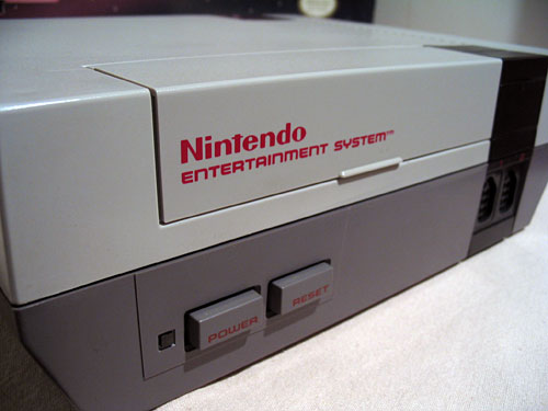 Nintendo Entertainment System | A Video Game Collection